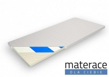 Materac nawierzchniowy lateks z hydrożelem Achaja Materace Dla Ciebie