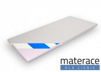 Materac nawierzchniowy memory z hydrożelem Arkadia Materace Dla Ciebie