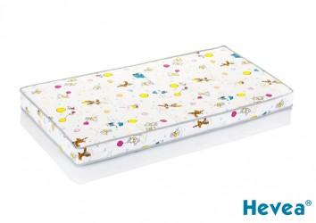Materac lateksowy Baby Disney Hevea