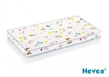 Materac piankowy wysokoelastyczny Baby Disney Hevea