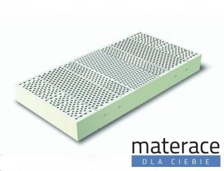 Materac lateksowy Brizo średniotwardy Materace Dla Ciebie