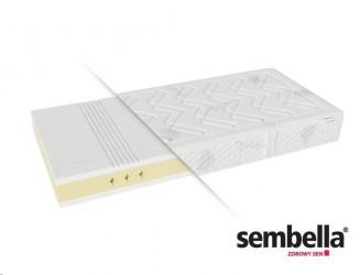 Materac piankowy Bultex 1000 średniotwardy Sembella