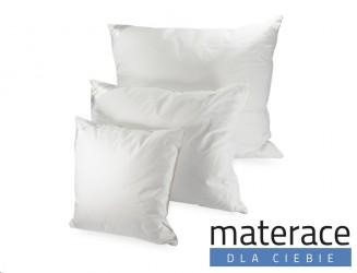 Poduszka naturalna puchowa biała Daina Materace Dla Ciebie
