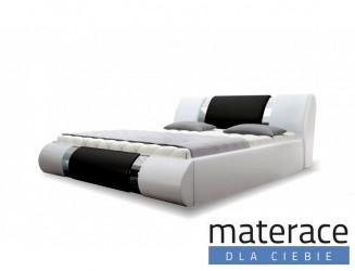 Łóżko tapicerowane Kandro z pojemnikiem Materace Dla Ciebie