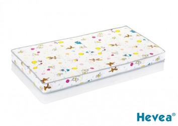 Materac lateksowy Lux Baby Disney Hevea