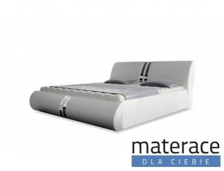 Łóżko tapicerowane Odyn z pojemnikiem  Materace Dla Ciebie