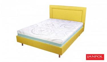 Łóżko tapicerowane Santorini Janpol